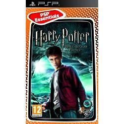 Harry Potter i Książe Półkrwi Essentials (PSP)