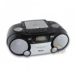 Radioodtwarzacz Boombox Tevion Medion USB CD MP3