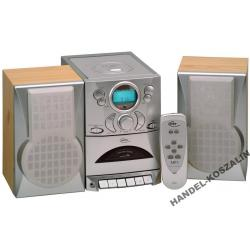 RADIO MP3  ELTA  2322 Mini Wieża CD KASETA LCD