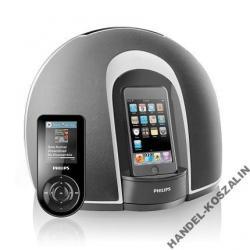 Philips Stacja JukeBox iBoom iPoda PILOT GŁOŚNIKI