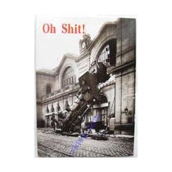 Kartka Okolicznościowa -Oh Shit od SS