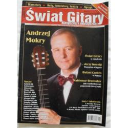 ŚWIAT GITARY klaycznej i akustycznej 5/2003 od SS