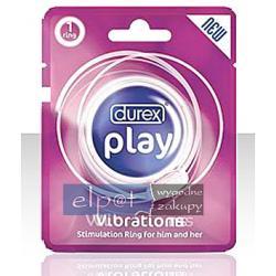 DUREX PLAY Nakładka wibracyjna 30% mocniejsza