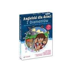 EDGARD 7 Diamentów - Gra edukacyjna j.angielski