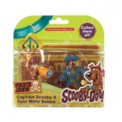 Scooby-Doo Kapitan Pirat i Velma Pierwszy Oficer
