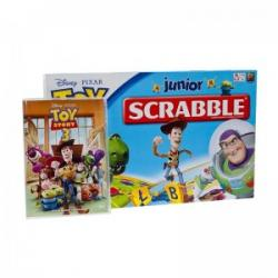 Toy Story 3 - Scrabble z DVD