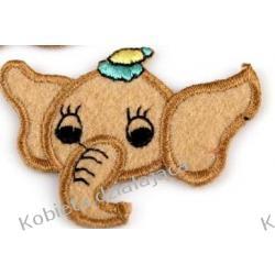 Naprasowanka słonik