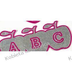 Naprasowanka - ABC/ró♦żowa