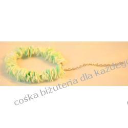 zielona muszla