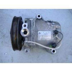 Smart - Fortwo - Cabrio - (2011-) - Układ chłodzenia / Klimatyzacja - sprężarka