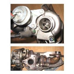 Smart - Fortwo - City Coupe - (1998 - 2007) - Silnik / Turbodoładowanie - turbina