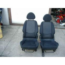 Smart - Forfour - (2004 - 2006) - Fotele / Przedni lewy