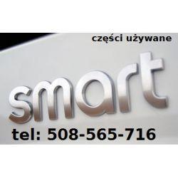 Smart ForTwo kratka wlot powietrza prawa 0001696