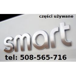 Smart fortwo 0.6 t rura intercoolera 1601410004
