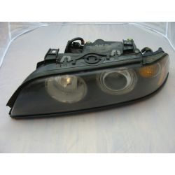 BMW e39 naprawa i regeneracja lamp xenon
