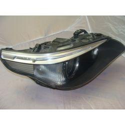 Regeneracja reflektorów ksenon BMW E60