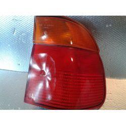 BMW E-39 kombi lampa tylna prawa uchwyty całe