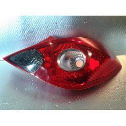 OPEL 3D Corsa D lampa tylna prawa