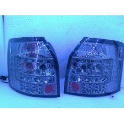 Audi A4 kombi LED 2001-2005 komplet przód po naprawie 100%sprawne