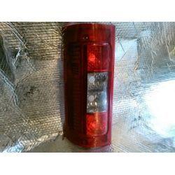 Fiat Ducato Jumper lampa tylna lewa oryginał uszkodzona szczelna