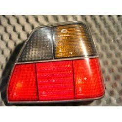 VW Golf II lampa tylna prawa ciemna Hella