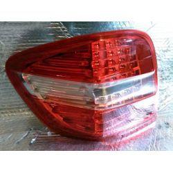 Mercedes ML LED wszystkie ledy sprawne lampa tylna lewa kompletna