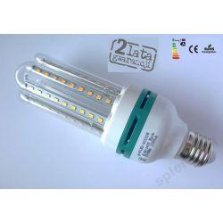 ŻARÓWKA energooszczędna 80 LED 15W E-27 zimna