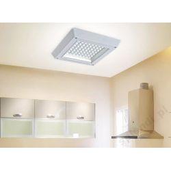Lampa Żyrandol Plafon LED 12W-110W kwadrat ciepła