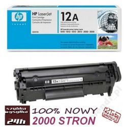 Toner 1010 HP Laser Jet 1018 1020 1022 Q2612A NOWY