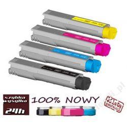 4X Toner OKI C3300 C3400 C3450 C3520 NOWY CMYK FV