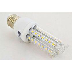 ŻARÓWKA energooszczędna 48 LED 7W E-27 ciepła