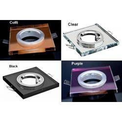 Oprawa sufitowa oprawka szklana LED 230V GU10 -DNL
