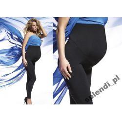 Leginsy Bas Bleu Anabel Ciążowe wysoki stan r.4/L