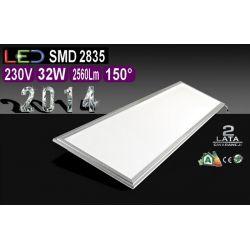Panel LED 32W Lampa Sufitowa 30x120 ciepła/zimna