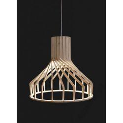 LAMPA LOFT DREWNO SKLEJKA BIO 6333 NOWODVORSKI