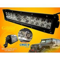 PANEL LED OFF ROAD HALOGEN 68W 2X10W 16X3W 9-60V