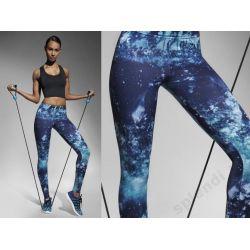 Leginsy Sportowe Fitnes Bas Bleu LAGUNA r.2/S