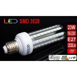 Żarówka LED 23W 2300lm E27 barwa ciepła/zimna
