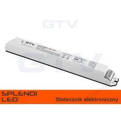 Statecznik elektroniczny 1x58W T8 GTV