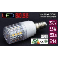Żarówka TRK LED E14 SMD 2835 3,5W=35W RA80 Ciepła