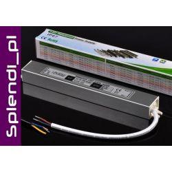 Zasilacz WODOODPORNY LED 12V 30W IP67 MODUŁOWY FV