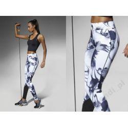Leginsy Sportowe Fitnes Bas Bleu CALYPSO r.2/S