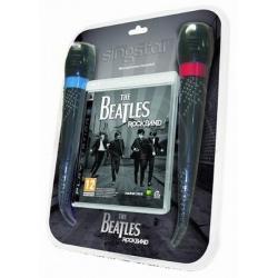Gra PS3 The Beatles: Rock Band Bundle - gra + 2 mikrofony przewodowe