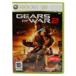 Gra Xbox 360 Gears of War 2 PL
