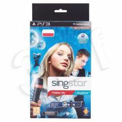 Gra PS3 Singstar Polskie Hity + Mikrofony Bezprzewo