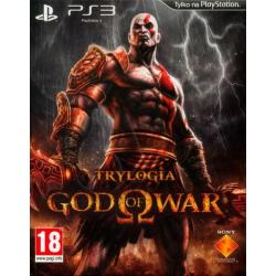 Gra PS3 God of War Trylogia