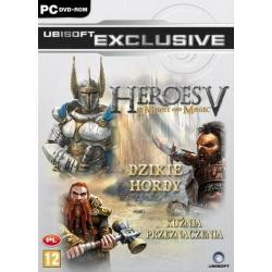 Gra PC UEX Heroes of Might & Magic V Złota Edycja