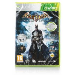 Gra Xbox 360 Batman Arkham Asylum Classics