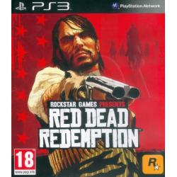 Gra PS3 Red Dead Redemption