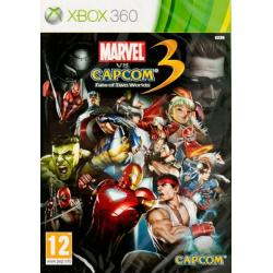 Gra Xbox360 Marvel vs Capcom 3 Fate of Two Worlds